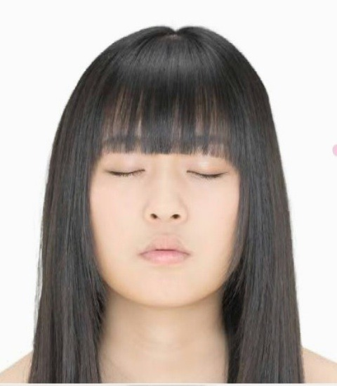 HKT48(AKB48) 多田愛佳 セクシー キス顔 顔アップ 唇 エロかわいい画像