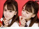元AKB48 奧真奈美 セクシー 顔アップ カメラ目線 クリーム 目を閉じている 顔射用 ぶっかけ用 高画質 エロかわいい画像