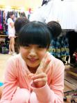 AKB48 市川美織レモン セクシー 顔アップ 笑顔 カメラ目線 ピース お団子ヘア 楽屋 顔射用 ぶっかけ用オナドル 高画質エロかわいい画像7
