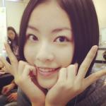 SKE48 松井珠理奈 セクシー 顔アップ ダブルピース カメラ目線 顔射用 ぶっかけ用オナドル高画質エロかわいい画像6