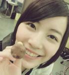 SKE48 松井珠理奈 セクシー 顔アップ 笑顔 カメラ目線 アイス あーん 高画質エロかわいい画像34