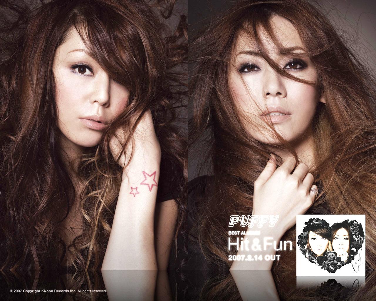 PUFFY(パフィー) 吉村由美大貫亜美 セクシー 顔アップ 唇 メイク エロかわいい画像