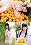 AKB48 島田晴香 セクシー ローレグビキニ水着 おっぱいの谷間 笑顔 カメラ目線 高画質エロかわいい画像4