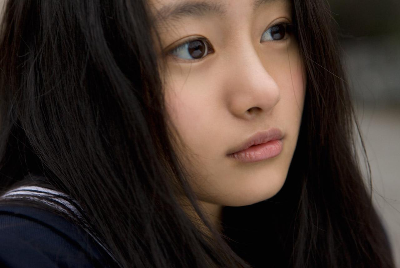 忽那汐里(くつなしおり)セクシー 唇 顔アップ 女優 壁紙サイズ エロかわいい画像15
