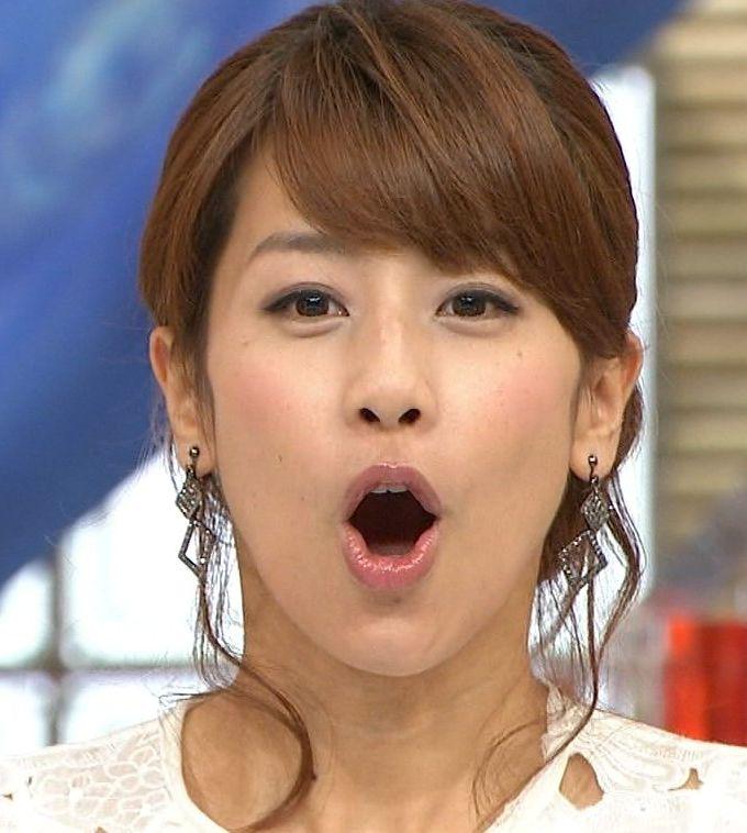 女子アナ 加藤綾子(アヤパン) セクシー 顔アップ 口開け キャプチャー 擬似フェラ フェラ顔 ダッチワイフ エロかわいい画像1