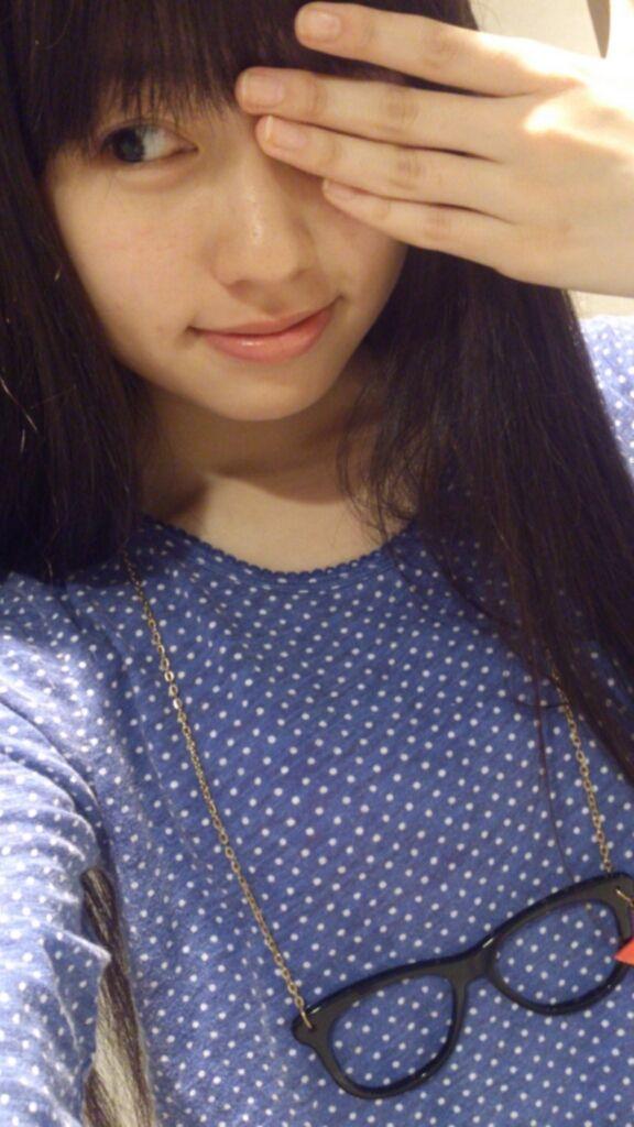 ももクロピンク 佐々木彩夏(あーりん) セクシー 顔アップ 目隠し 唇 顔射用 エロかわいい画像22