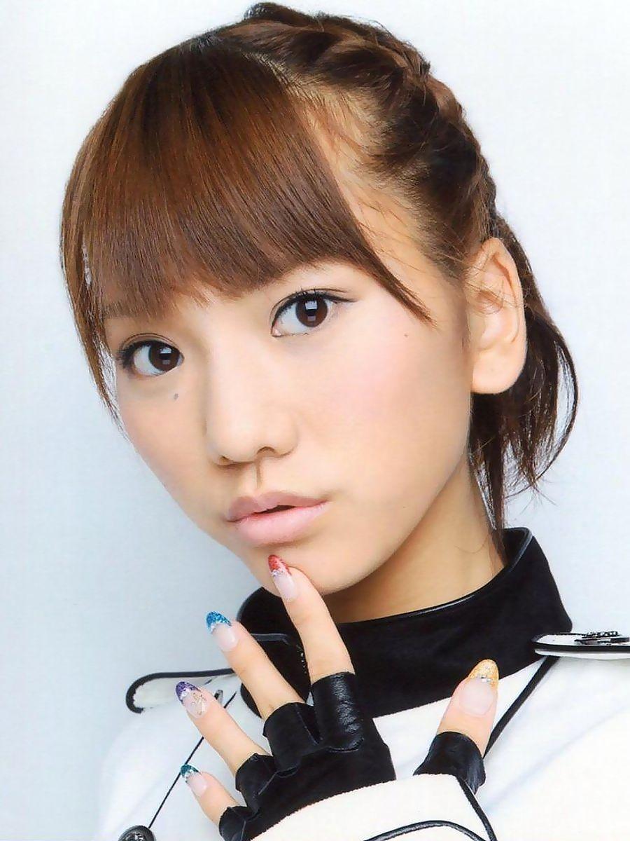 JKT48(AKB48) 高城亜樹 セクシー 唇 顔アップ 高画質 顔射用 エロかわいい画像1