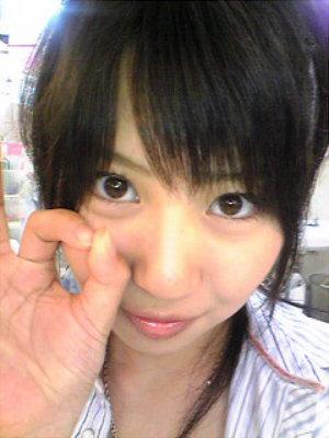 AKB48 増田有華 セクシー 顔アップ ほっぺたに手 笑顔 たこ焼き カメラ目線 エロかわいい画像8
