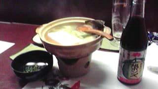 夏の湯豆腐