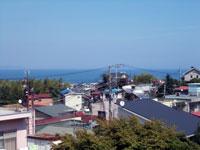 鯛納屋からの景色