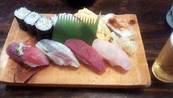 ひさご寿司ランチ