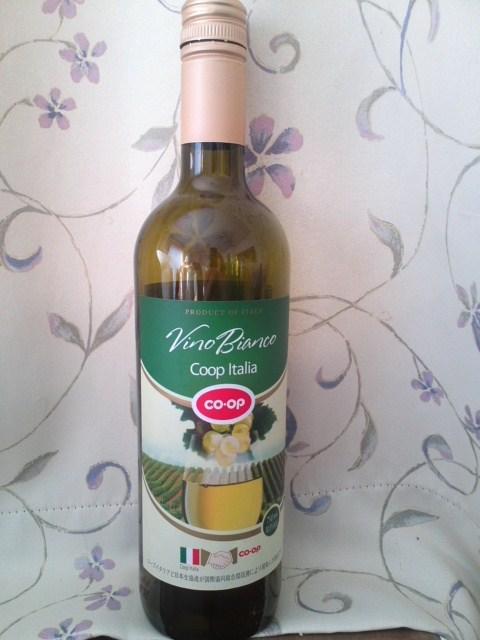 コープイタリアのワイン