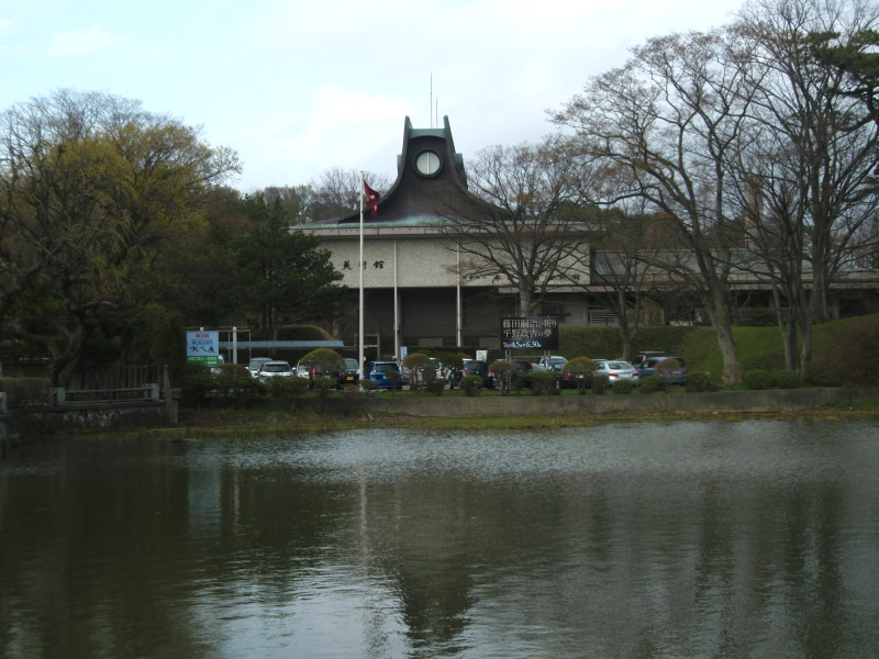 P1010010_05 平野政吉美術館(2013年4月)