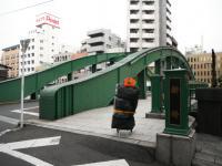 柳橋とコックピットボックス