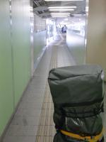 JR大曽根の長い回廊
