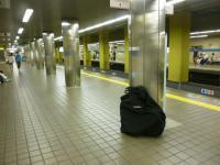名城線栄駅