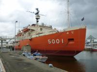 極地観測船「ふじ」