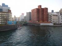 柳橋と水上警察