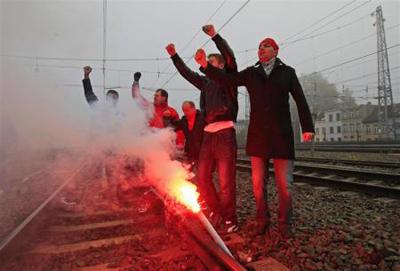 ベルギー、鉄道