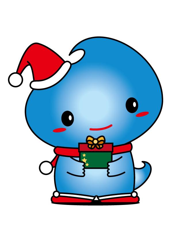 クリスマスプレゼントスカリン