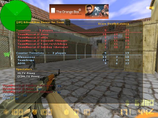 teamMuscut 2