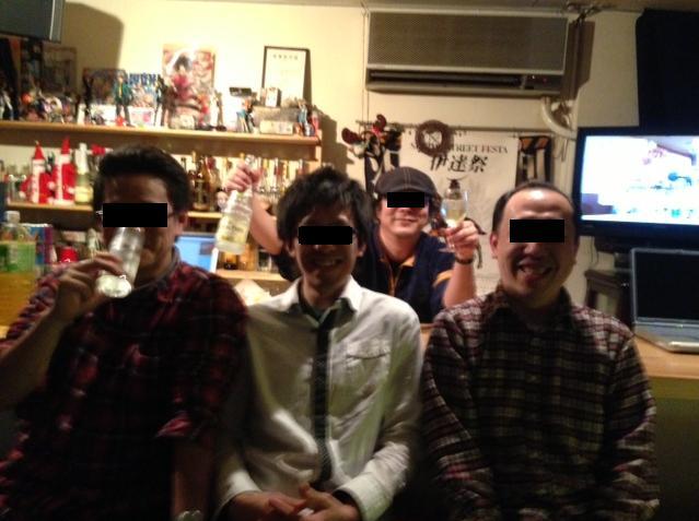 4人のイクサー