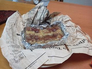 北村さんケーキ