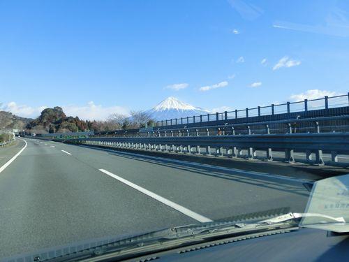 車窓からの富士山3CIMG1451