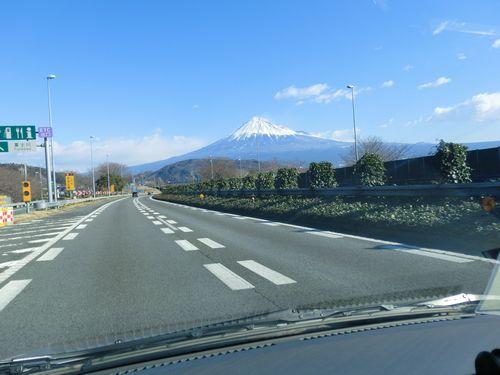 車窓からの富士山5CIMG1452