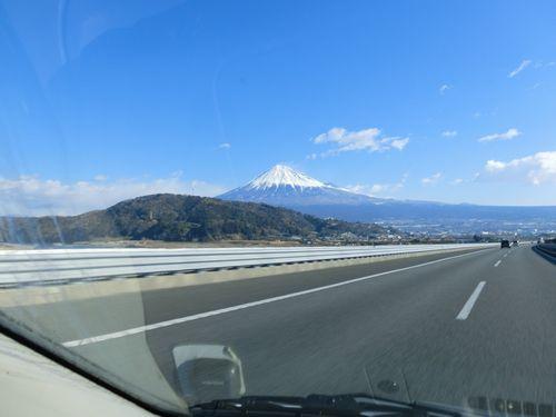 車窓からの富士山6CIMG1454