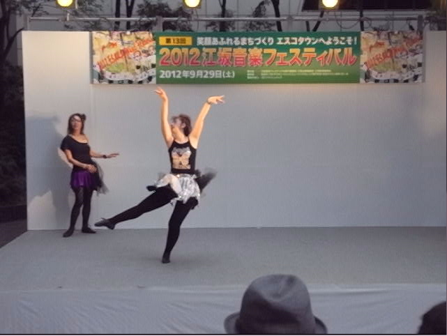 2012.9.29 江坂音楽フェスティバル