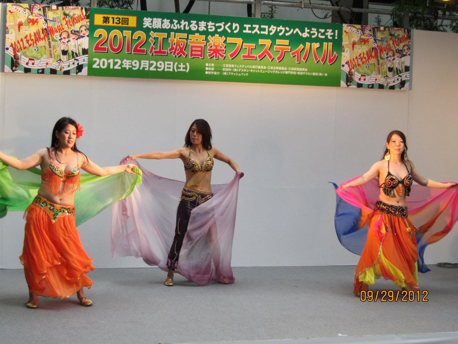 2012.9.29 吹田音楽フェスティバル
