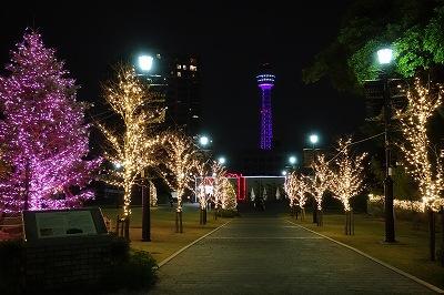 20121228横浜夜景