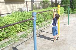 鉄棒 2012.5.5