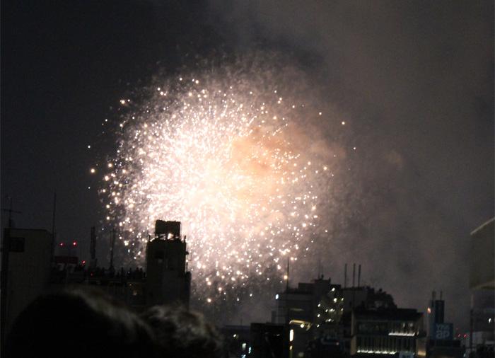 隅田川花火2012