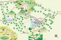 入笠ハイキングマップs