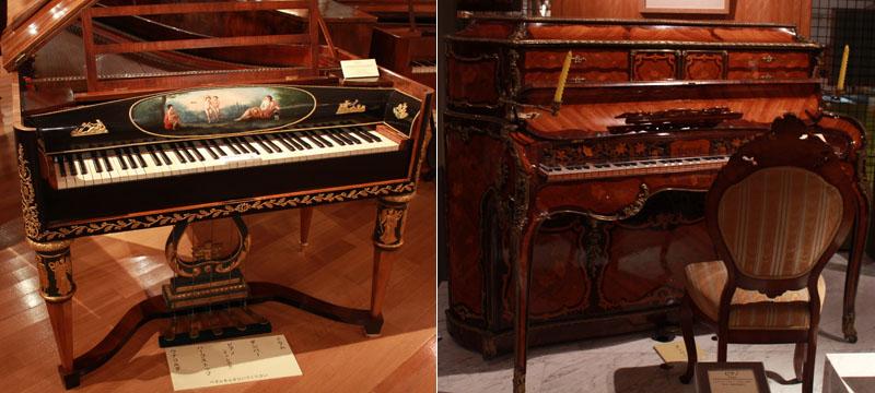 浜松市楽器博物館所蔵ピアノ 120510