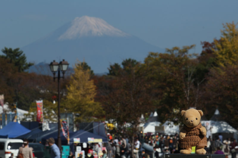 富士山と 121104