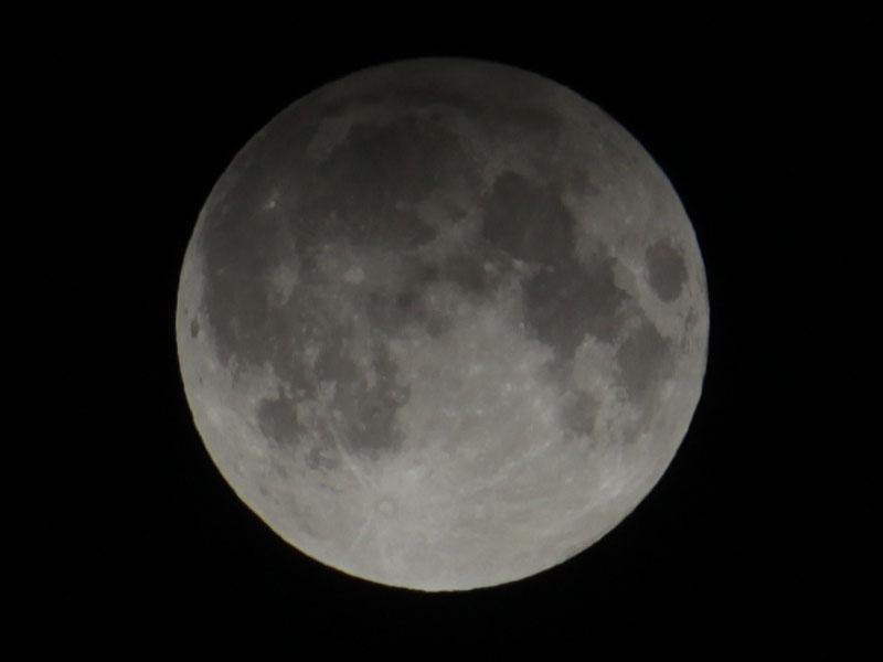 半影月食 121128 2333