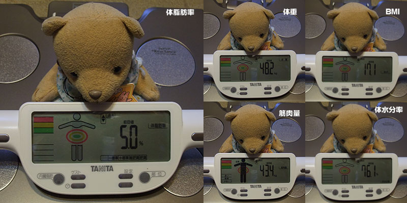 2010.09.19 17:00 測定値
