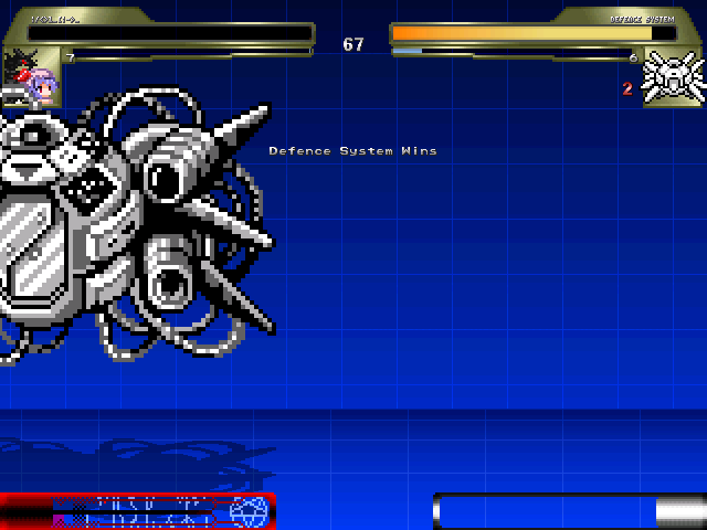 ヴォル対防衛システム(easy)1