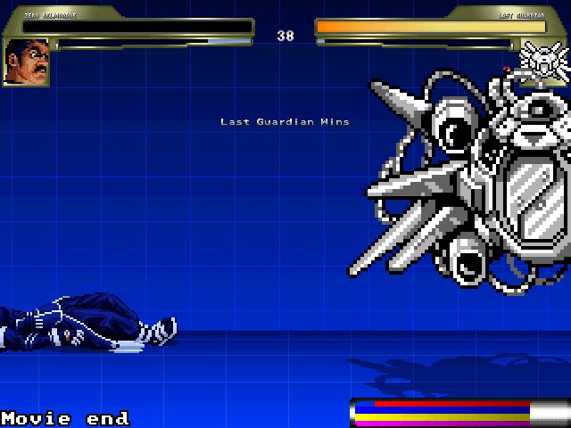 ゼロドゥエ対最終防衛システム1