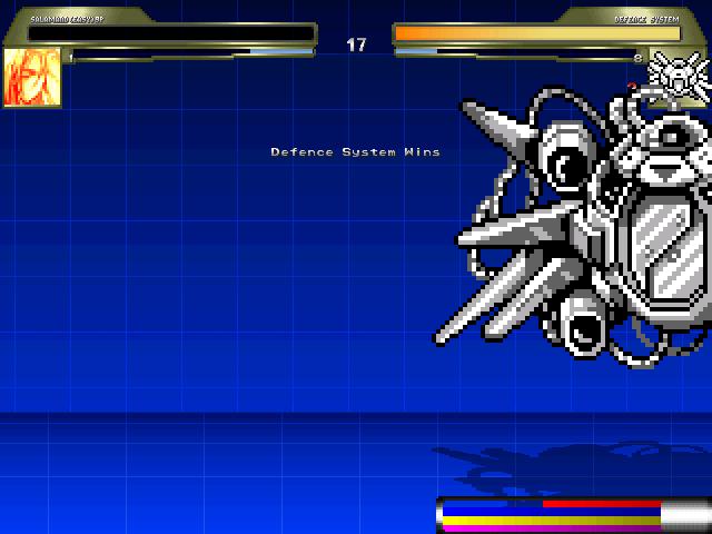 イグニス対防衛システム(easy)1