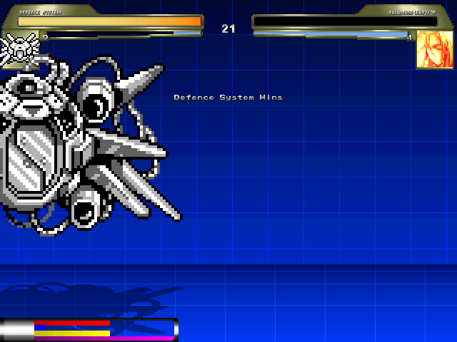 サラマンド対防衛システム(easy)2
