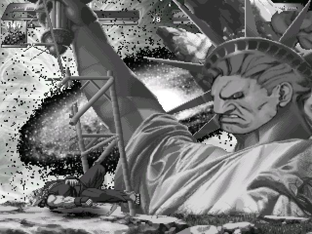 レア対デーモン其の2