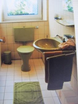 ドイツケルンのトイレ