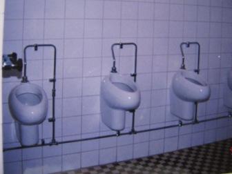スェーデンのトイレ
