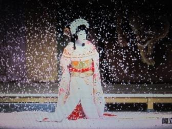 歌舞伎雪姫