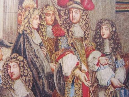 ルイ14世とその家来