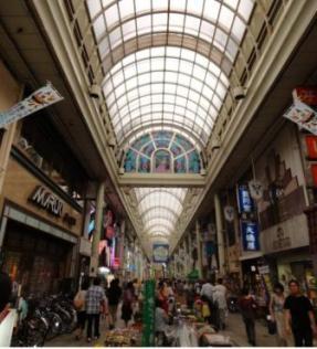 柳ヶ瀬商店街